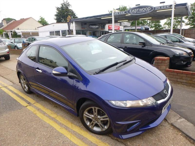 used Honda Civic I-VTEC TYPE S in Essex