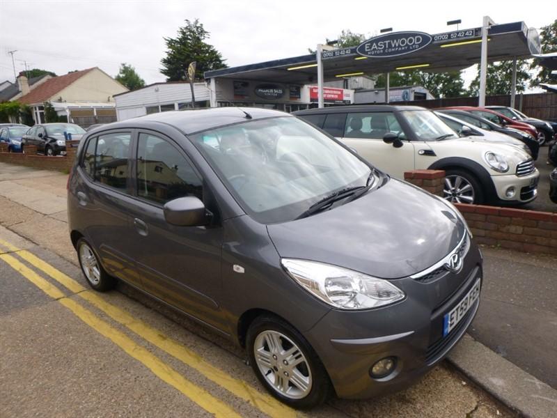 used Hyundai i10 EDITION in Essex