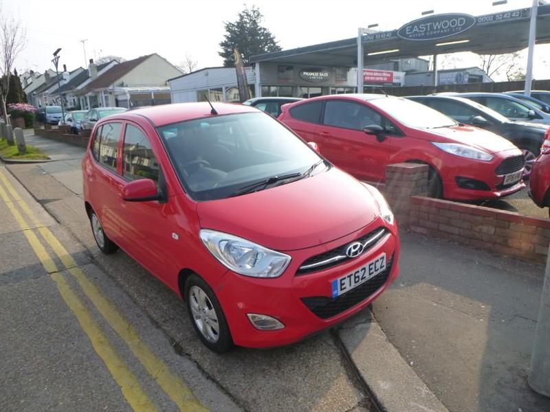 used Hyundai i10 ACTIVE in Essex