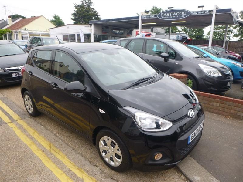 used Hyundai i10 SE in Essex