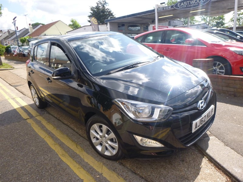 used Hyundai i20 ACTIVE in Essex
