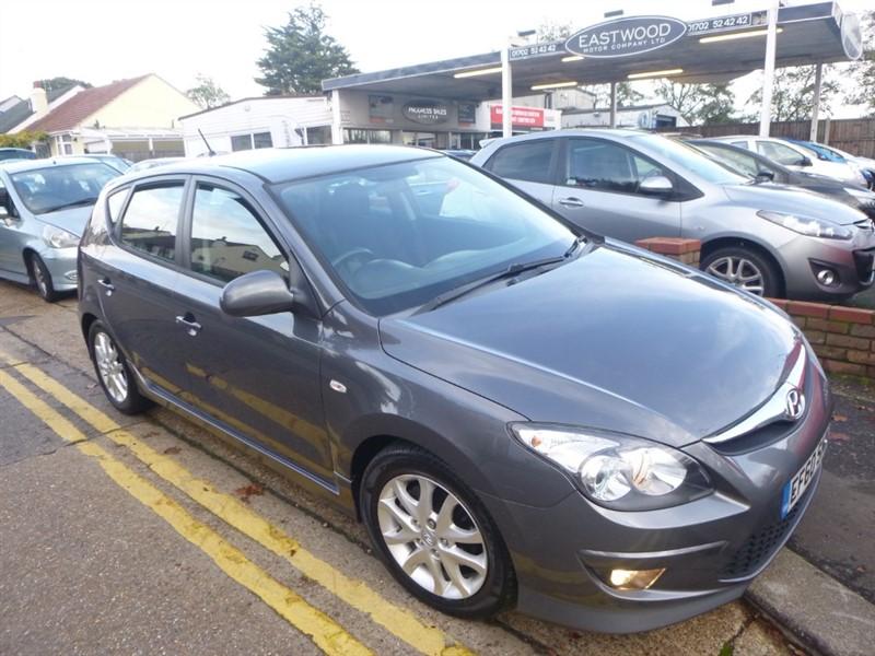 used Hyundai i30 CRDI COMFORT in Essex