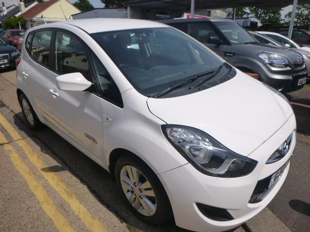 used Hyundai ix20 ACTIVE in Essex