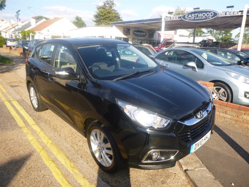 used Hyundai ix35 CRDI STYLE in Essex