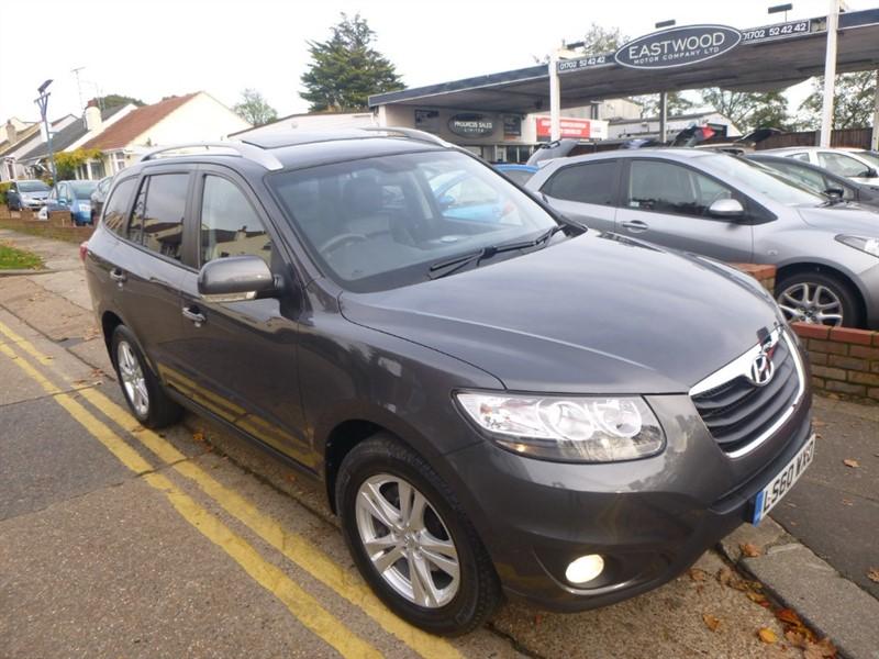 used Hyundai Santa Fe CRDI PREMIUM in Essex