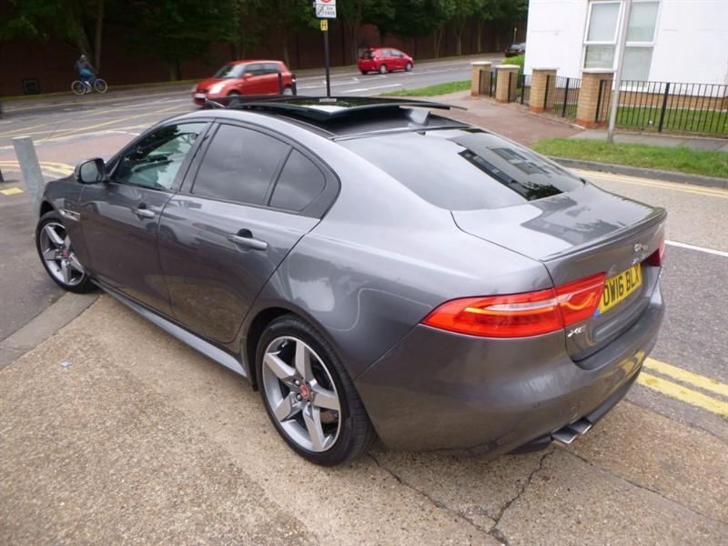 used Jaguar XE R-SPORT in Essex