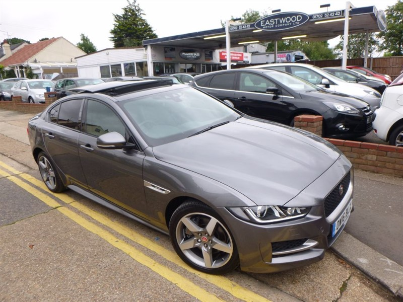 used Jaguar XE R-SPORT in Essex