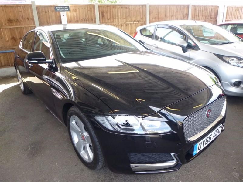 used Jaguar XF PORTFOLIO in Essex