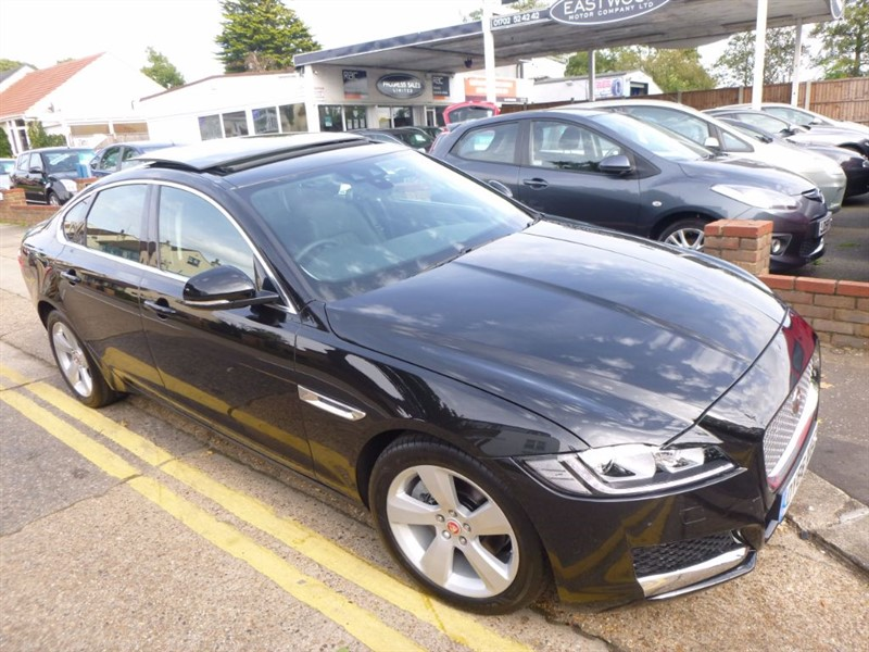 used Jaguar XF PORTFOLIO in Essex
