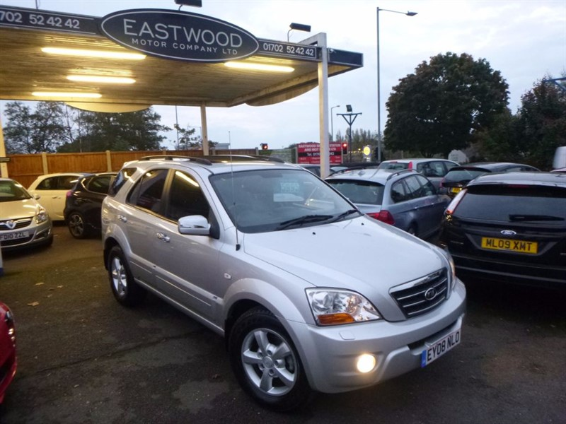 used Kia Sorento TITAN in Essex