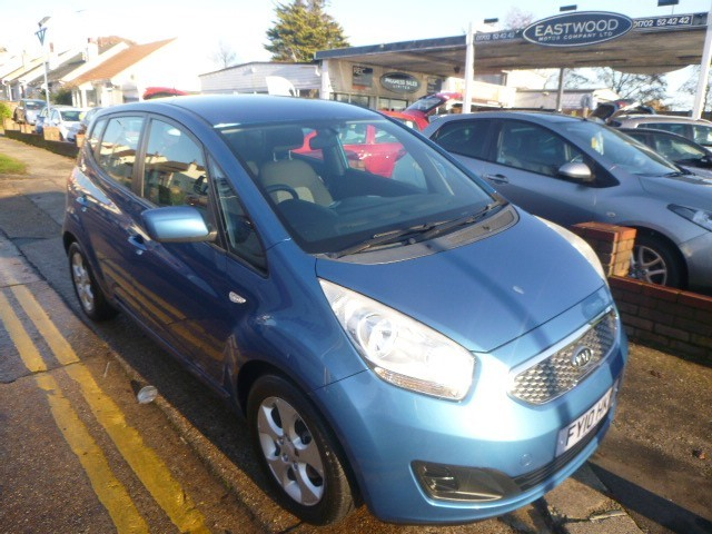 used Kia Venga 2 in Essex
