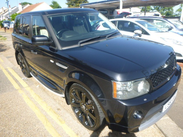 used Land Rover Range Rover Sport TDV6 AUTOBIOGRAPHY in Essex
