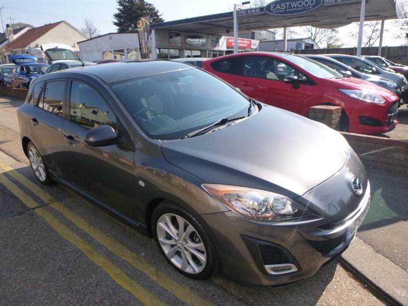 used Mazda Mazda3 SPORT in Essex