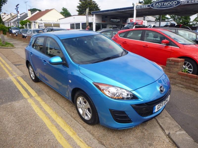used Mazda Mazda3 TS in Essex