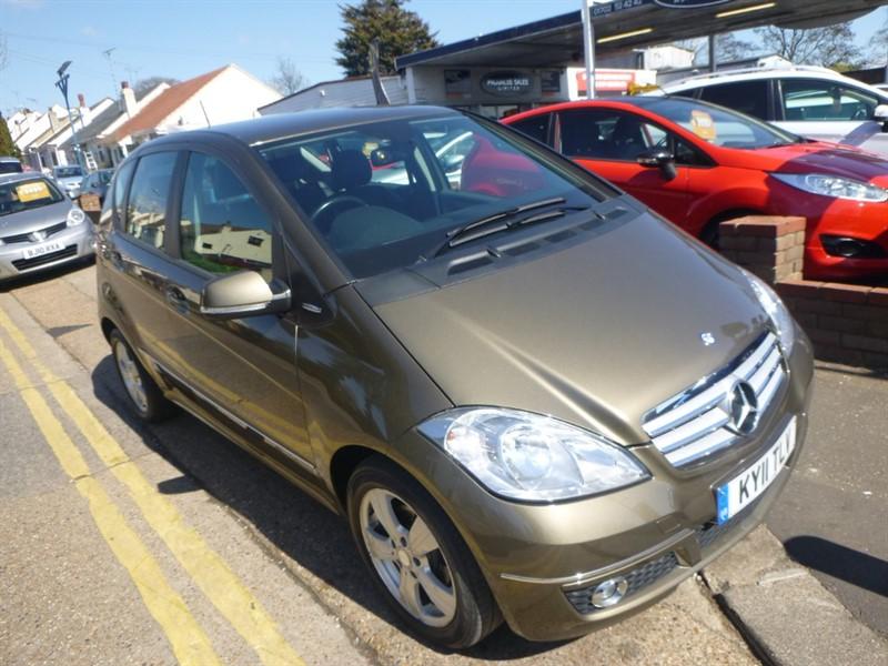 used Mercedes A180 CDI AVANTGARDE SE in Essex