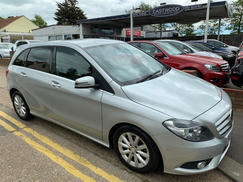 used Mercedes B180 CDI ECO SE in Essex