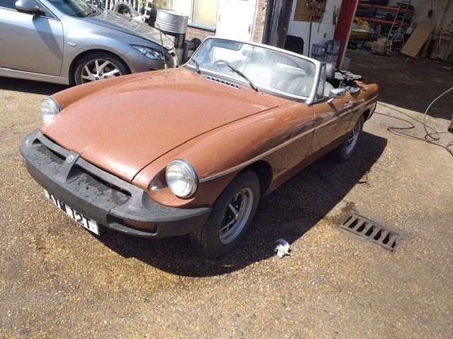 used MG MGB  in Essex