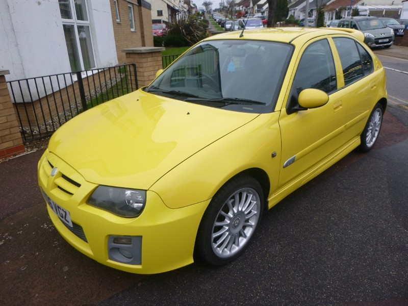 used MG ZR 105 TROPHY SE in Essex