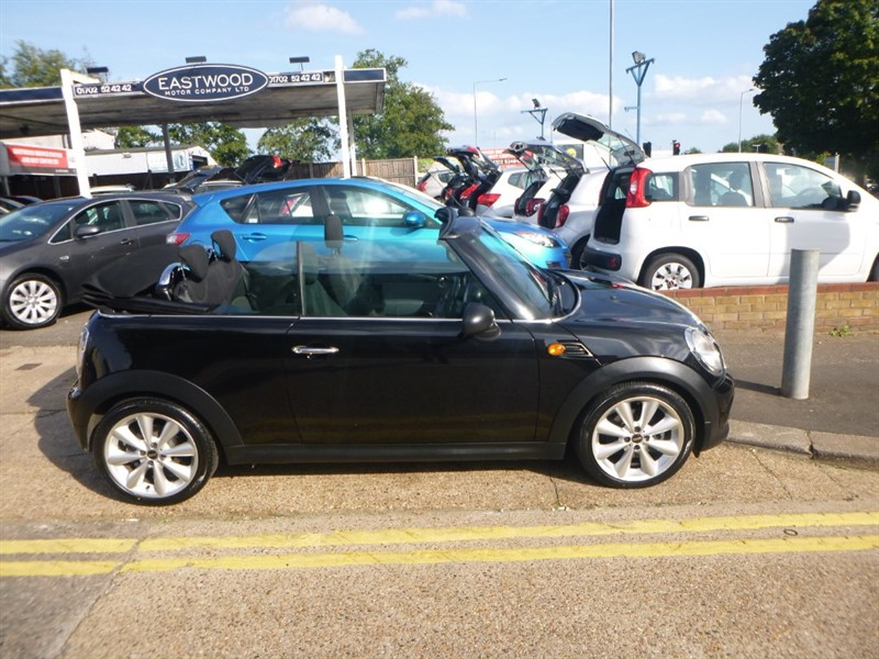 used MINI Convertible ONE in Essex