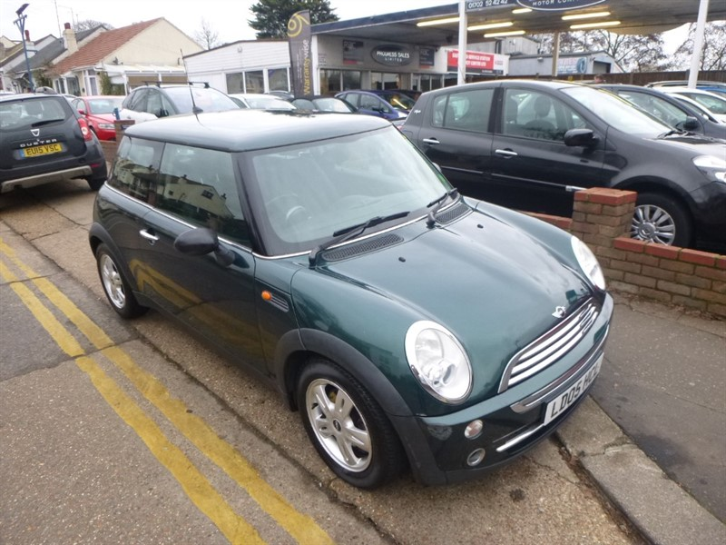 used MINI One ONE in Essex