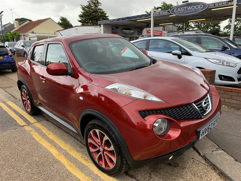 used Nissan Juke ACENTA PREMIUM DCI in Essex