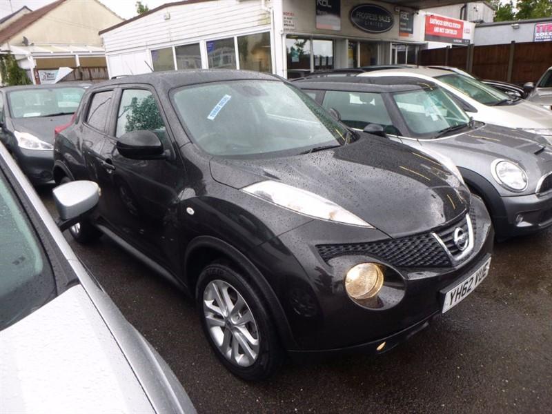 used Nissan Juke TEKNA DCI in Essex