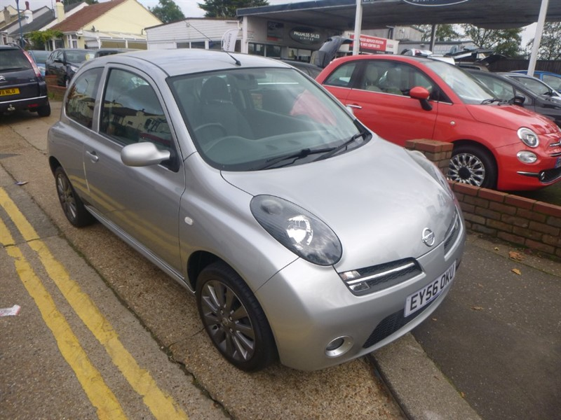 used Nissan Micra SPORT in Essex