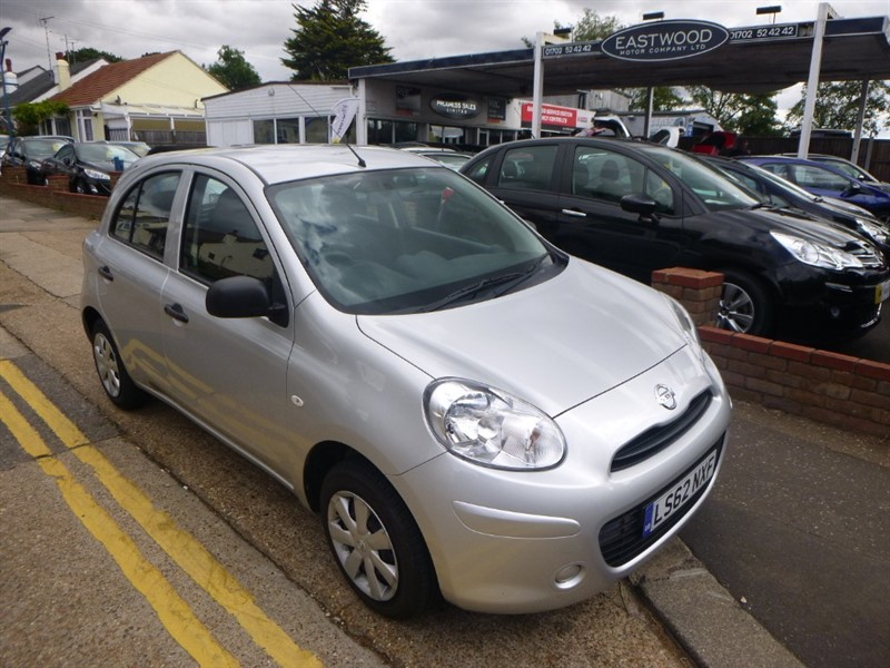 used Nissan Micra VISIA in Essex