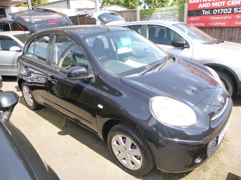 used Nissan Micra ACENTA in Essex