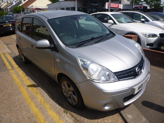 used Nissan Note DCI N-TEC in Essex