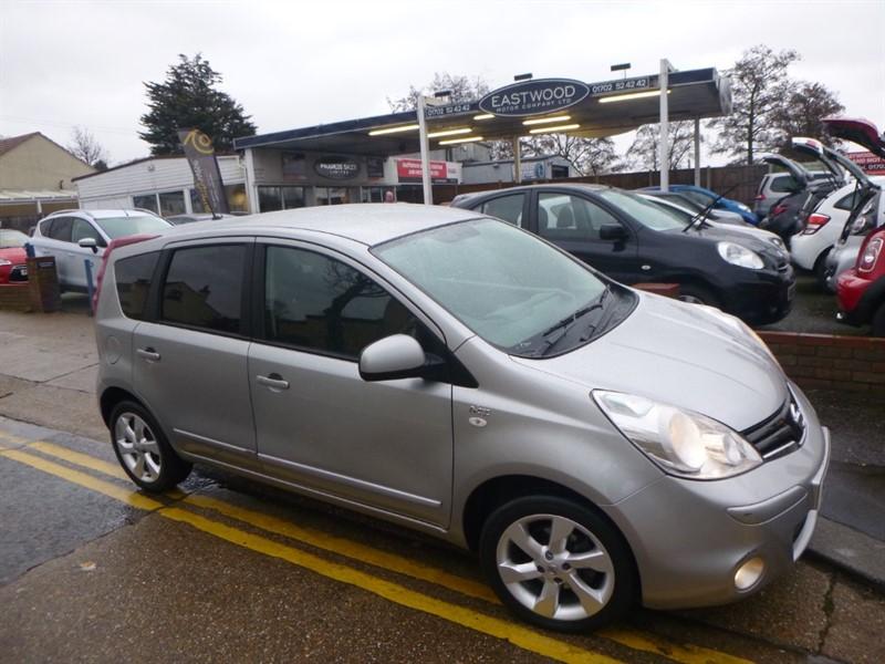 used Nissan Note N-TEC in Essex