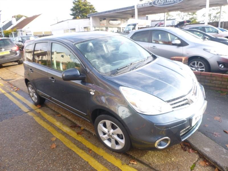 used Nissan Note N-TEC PLUS in Essex