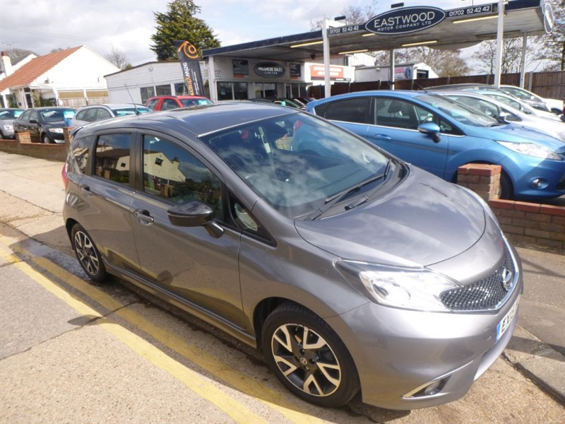 used Nissan Note ACENTA PREMIUM in Essex