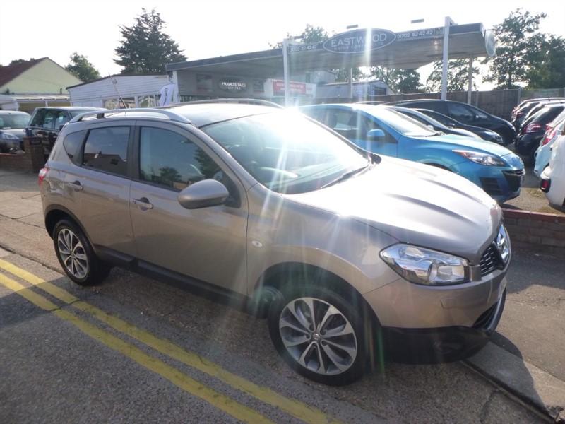 used Nissan Qashqai DCI TEKNA in Essex