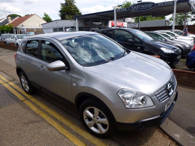 used Nissan Qashqai ACENTA DCI in Essex