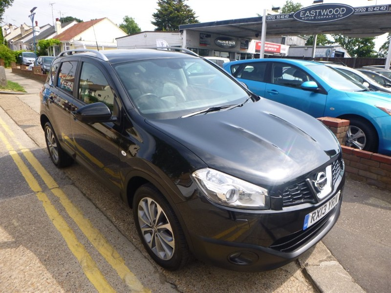 used Nissan Qashqai DCI TEKNA IS in Essex