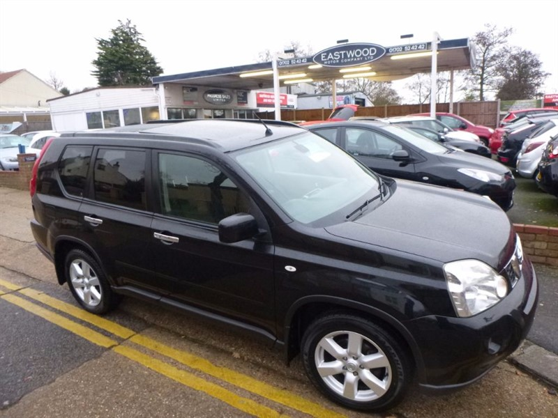 used Nissan X-Trail SPORT EXPEDITION DCI in Essex