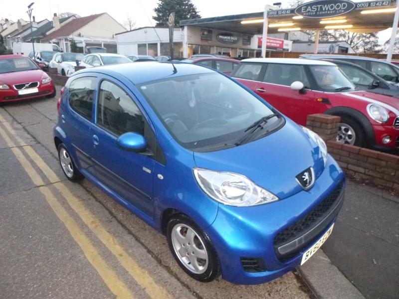 used Peugeot 107 MILLESIM in Essex