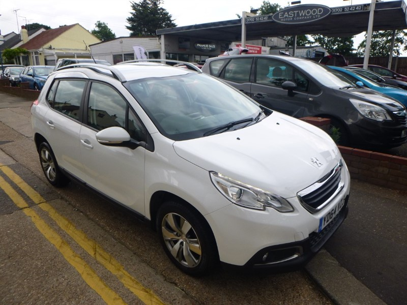 used Peugeot 2008 E-HDI ACTIVE in Essex