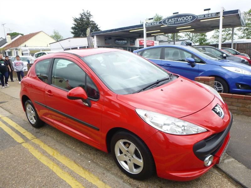 used Peugeot 207 VERVE in Essex