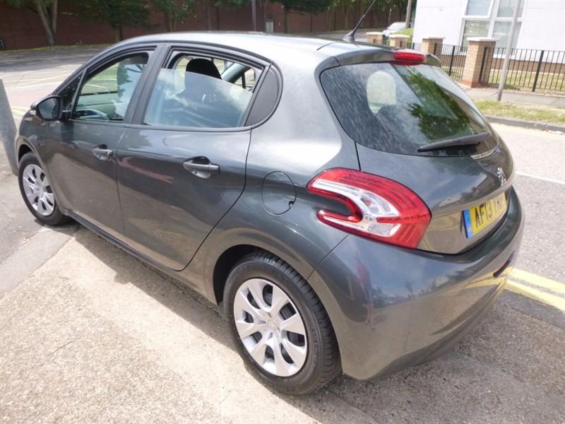 used Peugeot 208 ACCESS in Essex