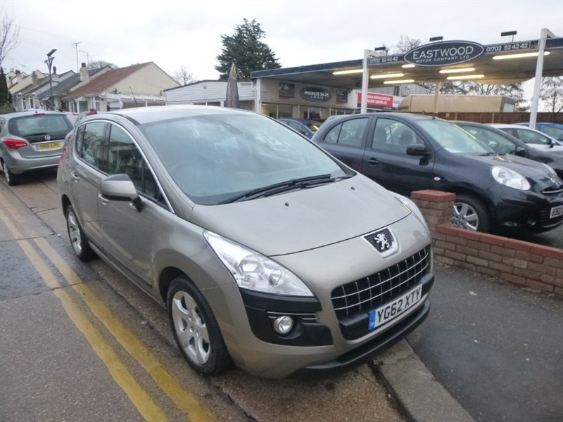 used Peugeot 3008 HDI ACTIVE in Essex