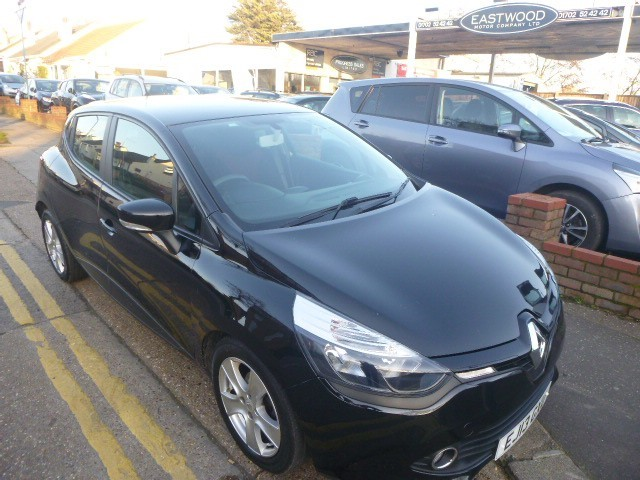used Renault Clio EXPRESSION PLUS ENERGY DCI S/S in Essex
