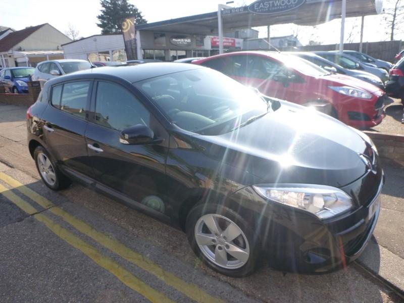used Renault Megane DYNAMIQUE TOMTOM DCI ECO in Essex