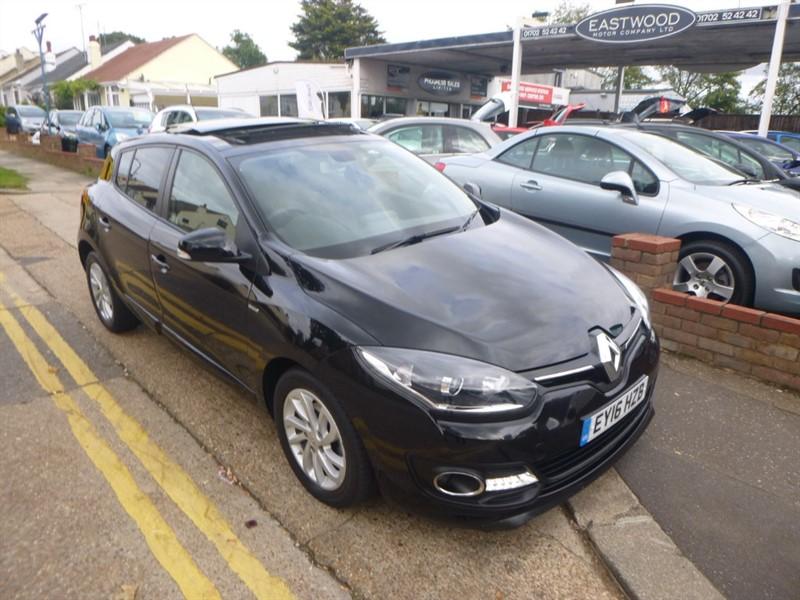 used Renault Megane LIMITED NAV DCI in Essex