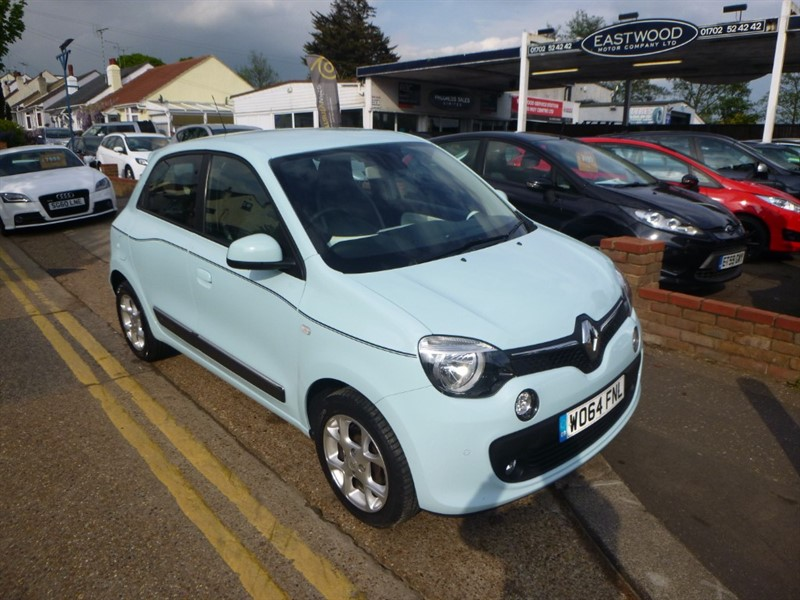 used Renault Twingo DYNAMIQUE SCE S/S in Essex