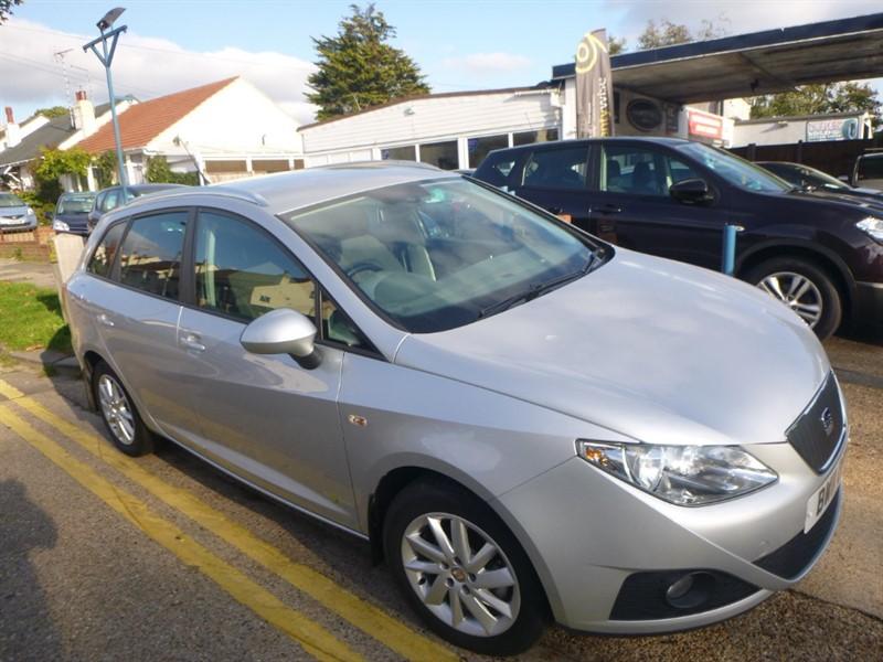 used SEAT Ibiza TDI CR ECOMOTIVE SE COPA in Essex