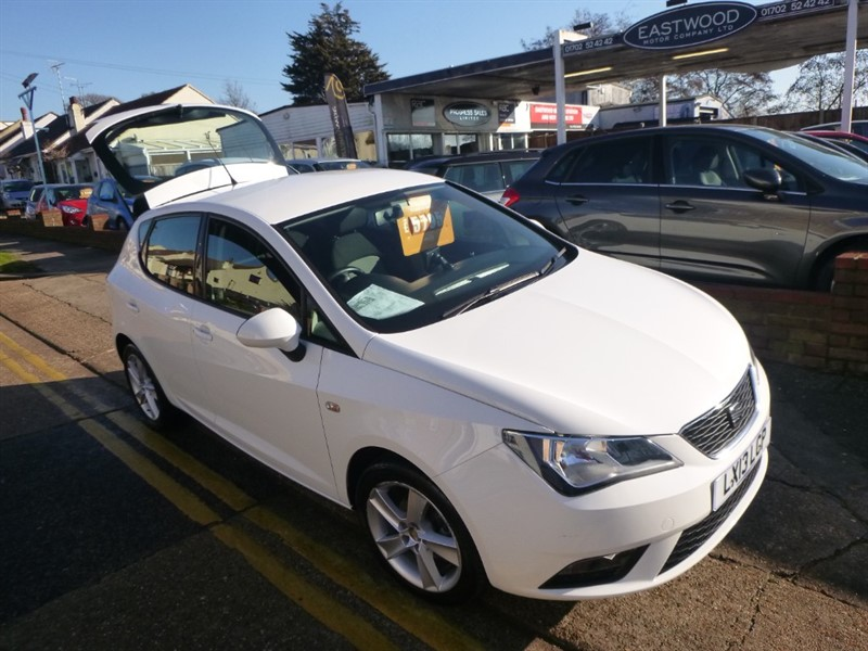 used SEAT Ibiza TOCA in Essex