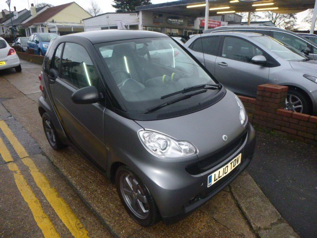 used Smart Car Fortwo Coupe PASSION in Essex
