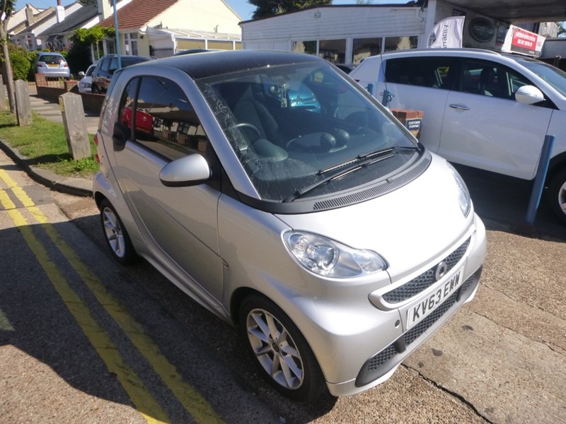used Smart Car Fortwo Coupe PASSION MHD in Essex